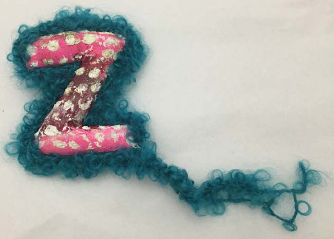 brooch of Z